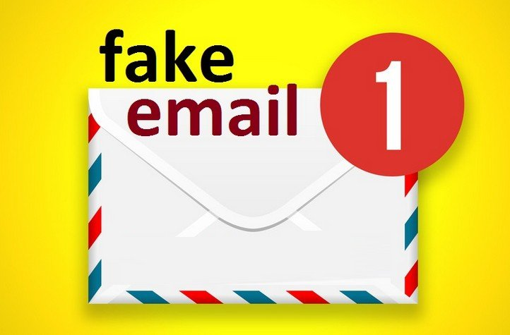 fake email for facebook
