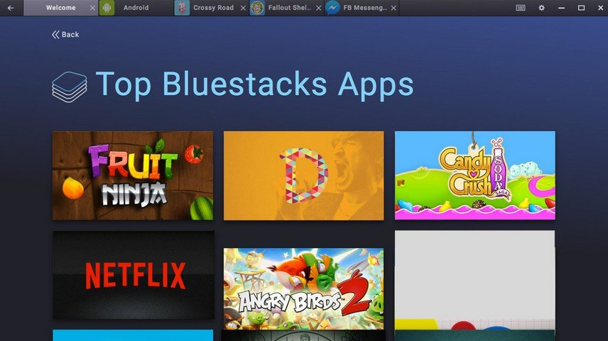 top bluestacks apps