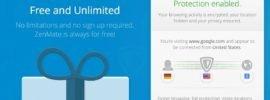 Get Zenmate VPN free Premium