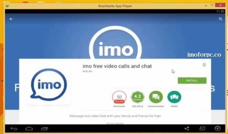 IMO MESSENGER FOR PC - DOWNLOAD ON WINDOWS 10 8.1 7 LAPTOP, COMPUTER