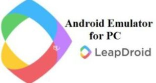 LeapDroid for PC