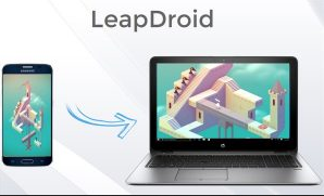 LeapDroid for PC windows 10