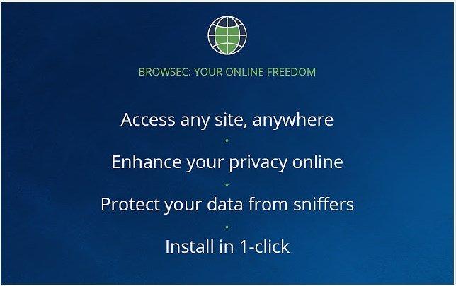 browsec vpn free