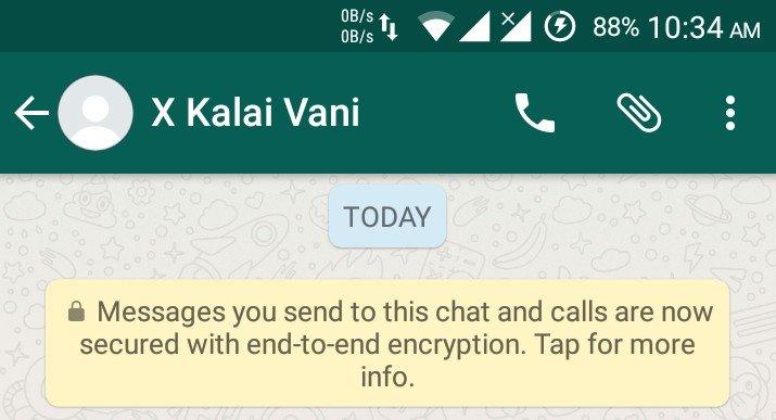whatsapp Last Seen Status