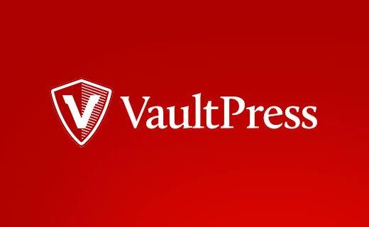 VaultPress (with Jetpack)