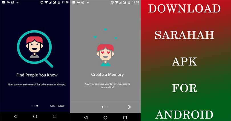 Download Sarahah APK for Android – Download Latest Version