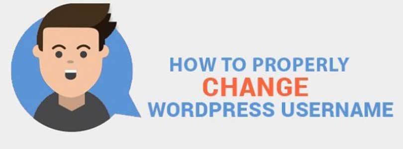 How to Properly Change Your WordPress Username (Step by Step)
