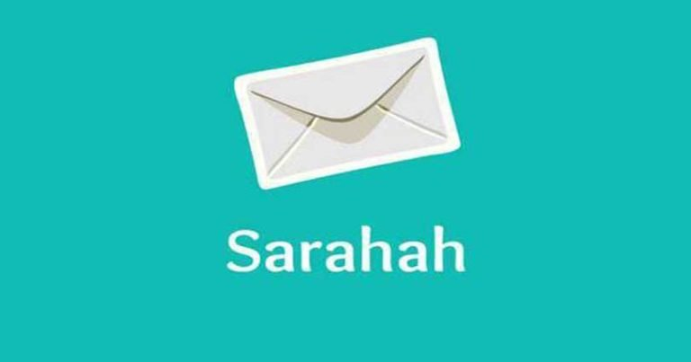 Sarahah snapchat login