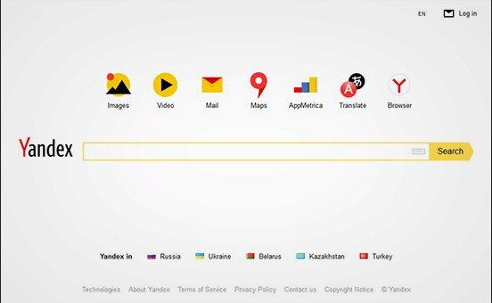 what is yandex