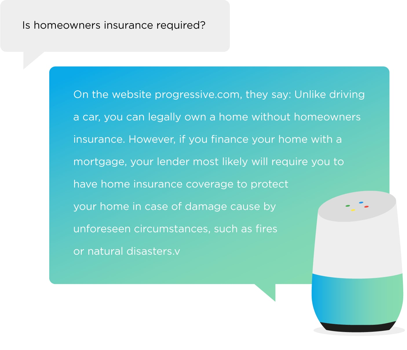 22-google home question answer