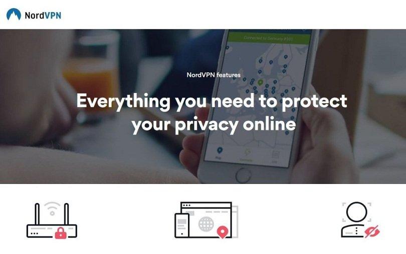 Best VPN for Iran 4 NordVPN
