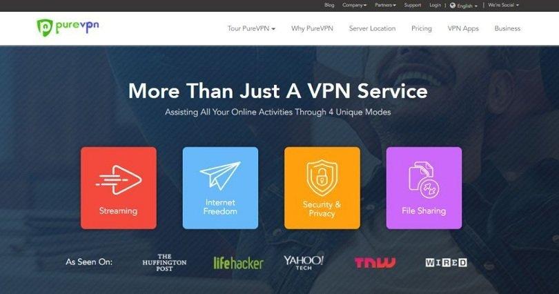 Best VPN for Iran 6 PureVPN