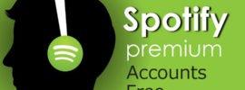 Free Spotify premium accounts 2018 (20+ Accounts) – 100 % Working