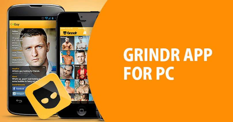Grindr for PC Windows 10/8/8.1/7/XP & Mac Free Download