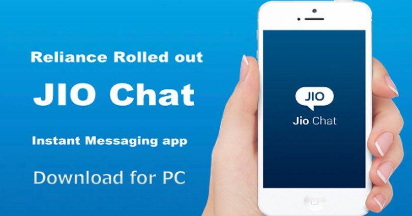 Jio Chat for PC/Laptop on Windows 10/8/8.1/7/XP/Vista & Mac Download