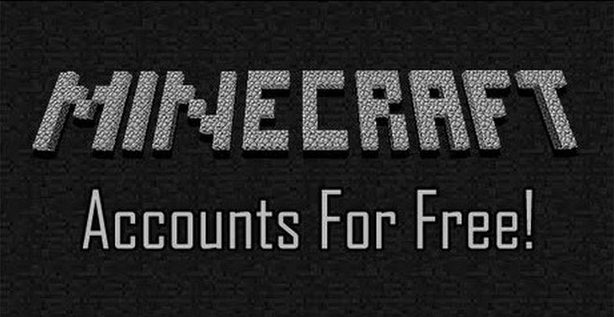 Free Minecraft Accounts