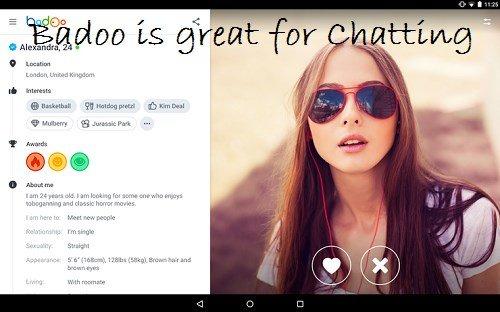Badoo Chating App
