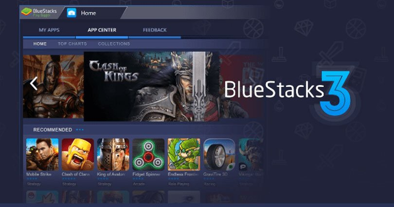 Bluestacks 3 offline installer for pc / Bluestacks GP for