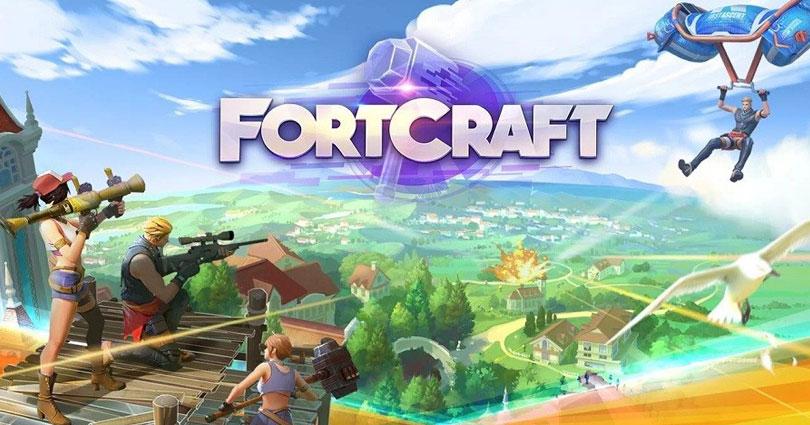 FortCraft for PC on Windows 8.1/10/8/7/XP/Vista & Mac Laptop