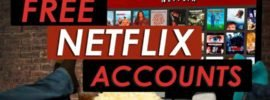 Free Netflix Account and Password 2018 – Netflix Premium Account Free