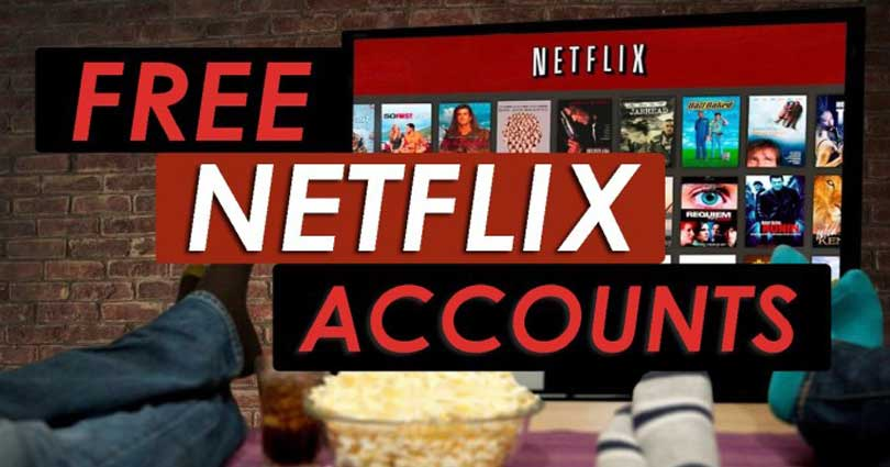 Free Netflix Account and Password 2019 – Netflix Premium Account Free