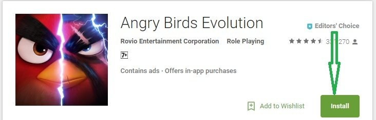 angry birds evolution pc windows 10 mac