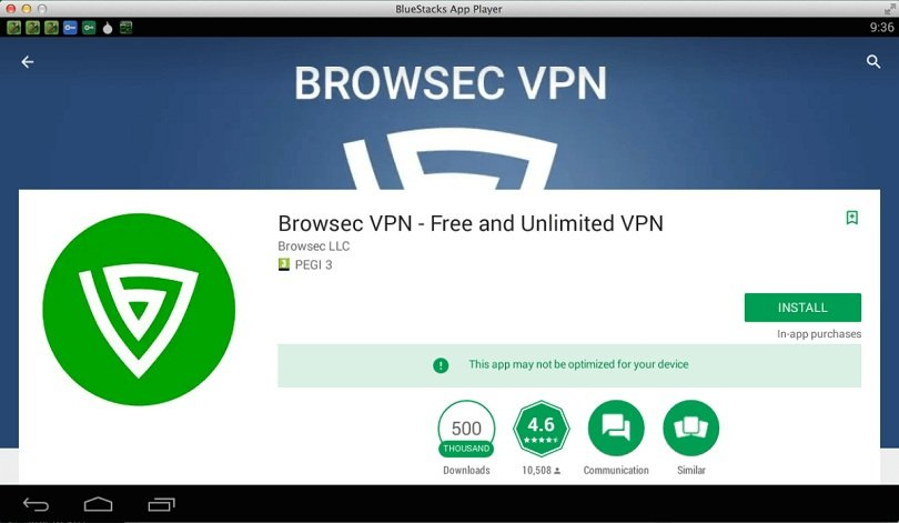 browsec for computer laptop download