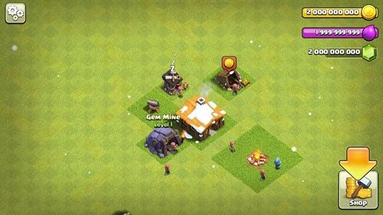 Free Clash of Clans Premium Account