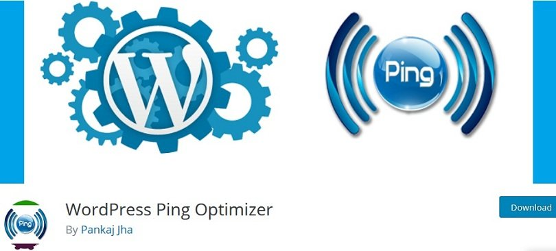 WordPress-Ping-Optimizer