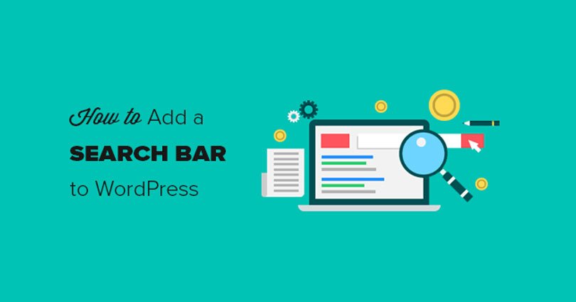 How to Add a Search Bar to WordPress Menu (Step by Step)
