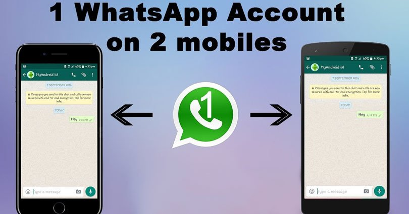 How to Use One Whatsapp Account on Two Phones with Same Number