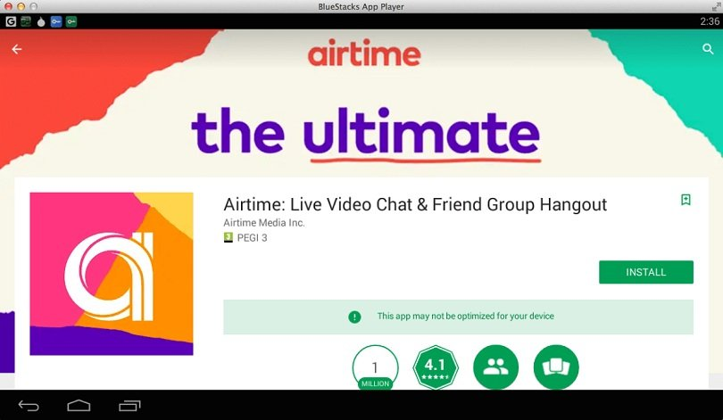 Airtime download for pc mac windows