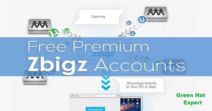 Free Zbigz Premium Accounts 2019 [Username & Password]