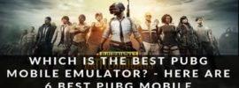 Best PUBG mobile emulator