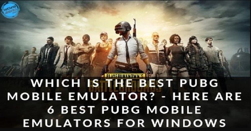 Top 6 Best PUBG Mobile Emulator for PC – Windows – Green Hat Expert