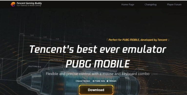 tencent gaming buddy emulator