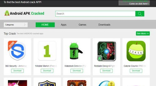 cracked apk