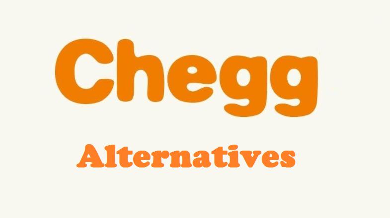 chegg alternatives