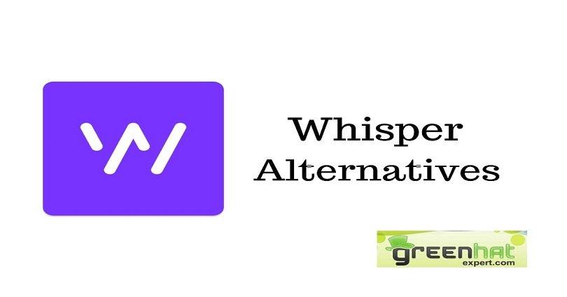 15 Apps Like Whisper – Ultimate Guide To Whisper Alternatives