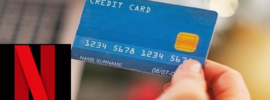 fake credit card for netflix