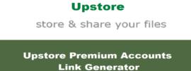 upstore premium account