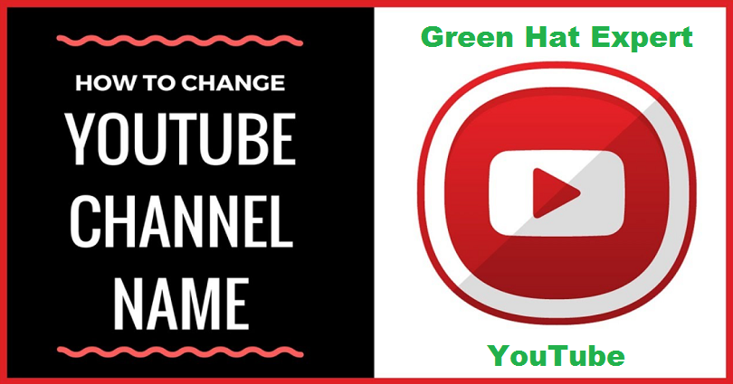 How to Change Your Channel Name on YouTube