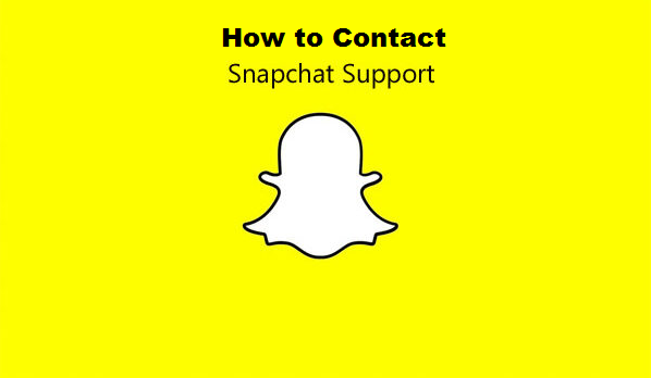 How to Contact Snapchat Support